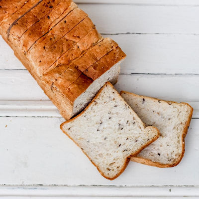 Local Multigrain Sliced loaf from Papa Al's Bakery at Your Food Collective