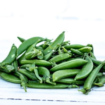 Local Sugar Snap Peas from Producer Lak at Your Food Collective