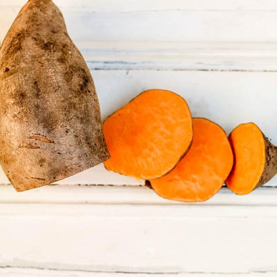 Local Sweet Potato from Producer at Your Food Collective