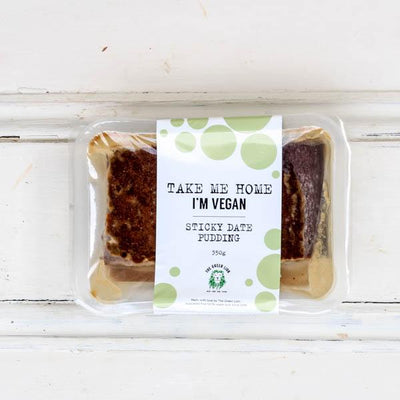 Local ready made meals from local producer The Green Lion and Your Food Collective