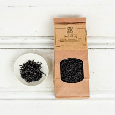 Local Tea from Three Blue Ducks and Your Food Collective