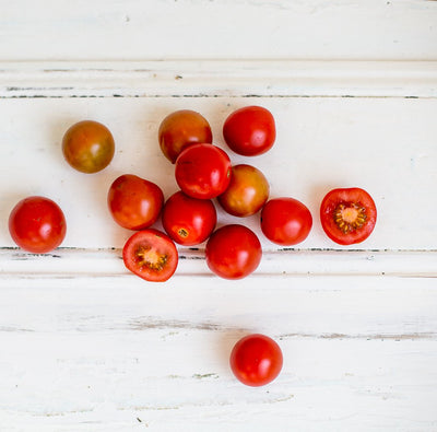 Local Cherry Tomatoes from Producer Lak at Your Food Collective