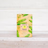 Local Beeswax Wrap - Large - Pea print