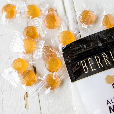 Local wellness products from Berringa and Your Food Collective
