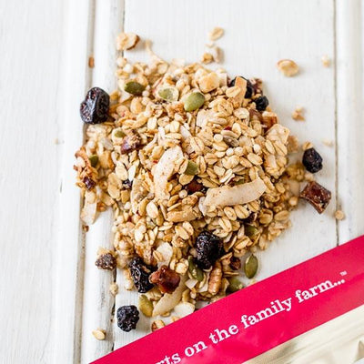 Local muesli from Brookfarm at Your Food Collective