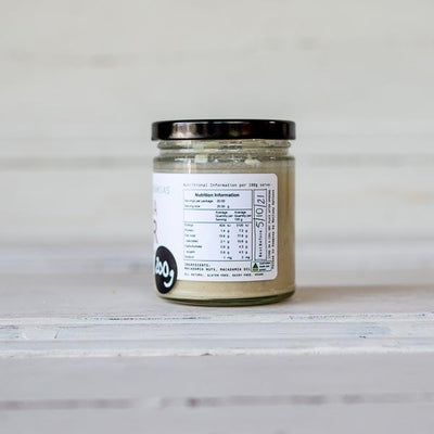 Local nut butter from Brothers Mountain Macadamias at Your Food Collective