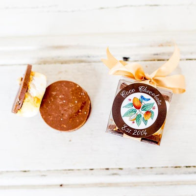 Local organic chocolate from Coco Chocolate at Your Food Collective