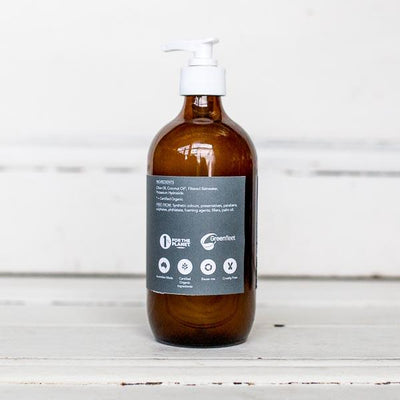 Local cleaning products from Community Refill at Your Food Collective