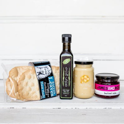 Local gift hamper at Your Food Collective