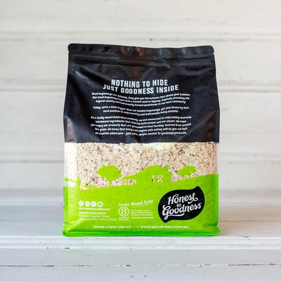 Local Grains from local producer Honest to Goodness at Your Food Collective