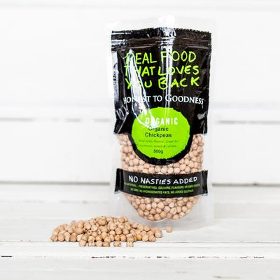 Local dried legumes from Honest to Goodness at Your Food Collective