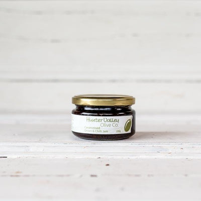 Local Caramelised Onion & Chilli Jam -230g