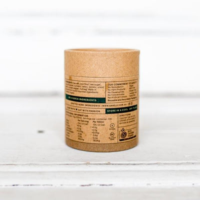 Local stock powder from San Elk at Your Food Collective