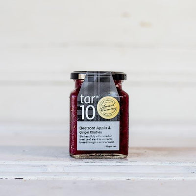Local Condiments from local producer Tar10 at Your Food Collective