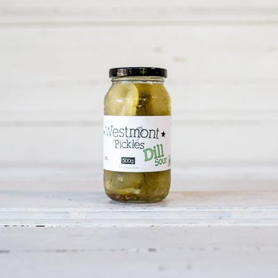 Local Dill Pickles - 500g