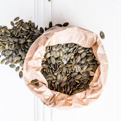 Local seeds at Your Food Collective
