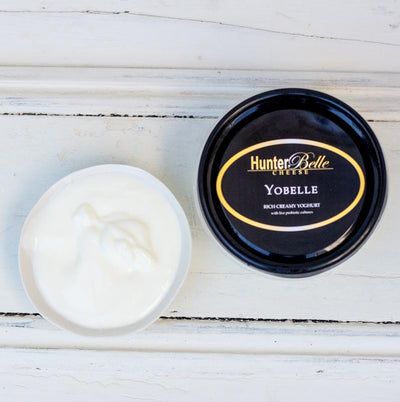 Local Yoghurt from Hunter Belle at Your Food Collective