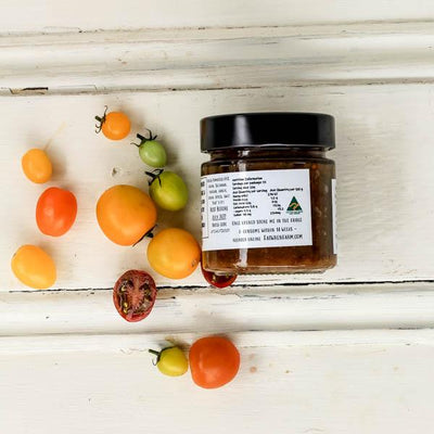 Local jam from local producer Fat Wren Farm at Your Food Collective