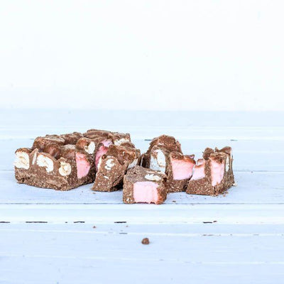 Local Raspberry Road Rocky Road from The Rocky Road House at Your Food Collective