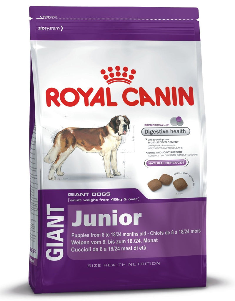 Royal Canin Giant Junior Puppy Food 4 kg