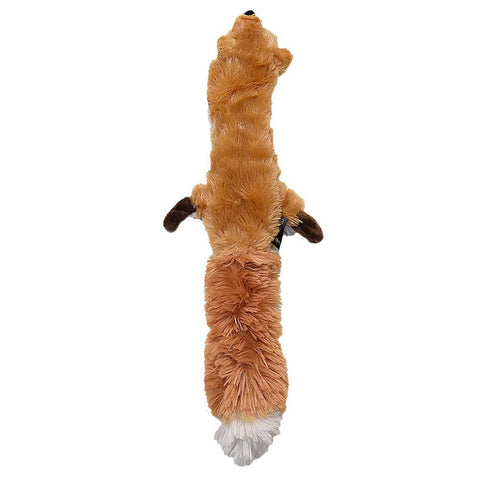 Kong Squeezz Jels Beaver Dog Toy - Large