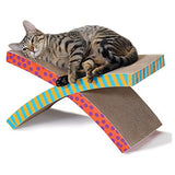 Petstages Easy Life Cat Hammock & Scratcher