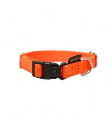 Trixie Premium Dog Collar -  Copper Orange