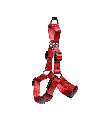 HUFT Barklays No Pull Training Dog Harness Red S