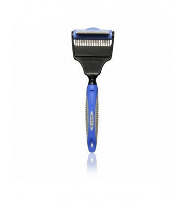HUFT De-Shedder with Rake Comb- Medium