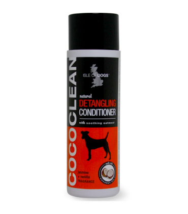 Isle Of Dogs CocoClean Detangling Dog Conditioner 250 Ml