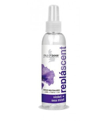 Isle Of Dogs Violets + Sea Mist Replascent Odour Spray 237 ml