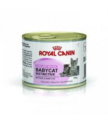 Royal Canin Babycat Mousse Cat Food 195 g