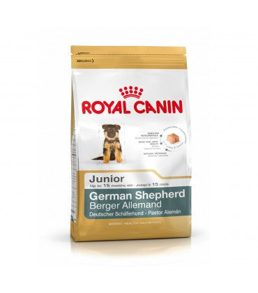 Royal Canin German Shepherd Junior Puppy Food 3 kg