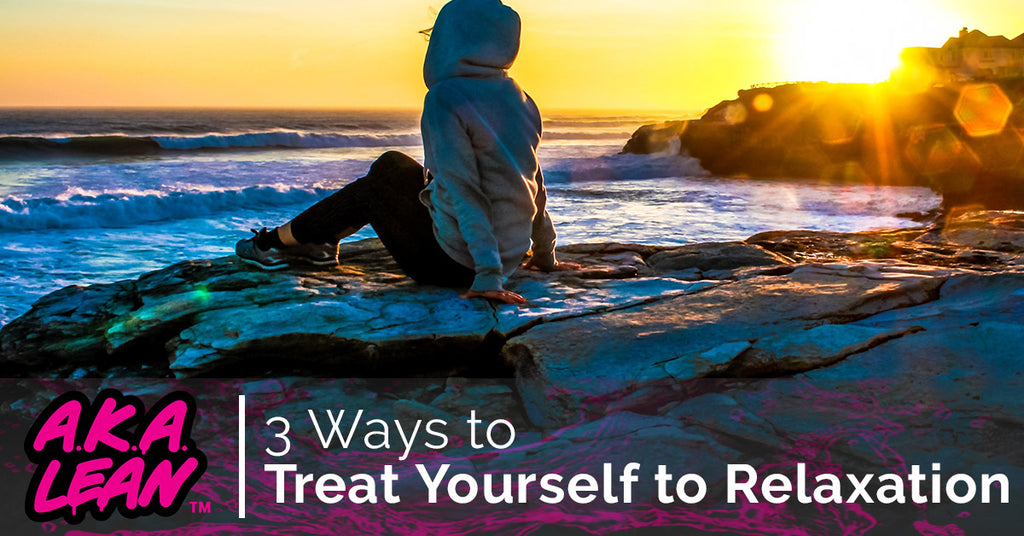 3 Ways to Treat Yourself to Relaxation