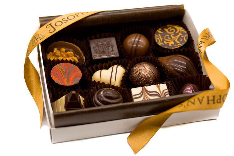 Gift Box - 12 Fine Chocolates