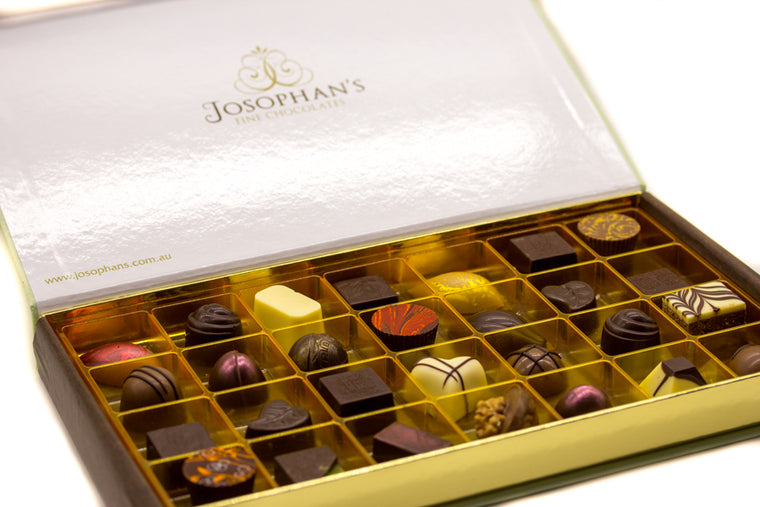 Premium Gift Box - 28 Fine Chocolates