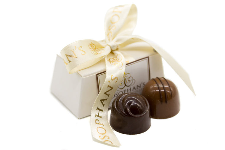 Gift Box - 2 Fine Chocolates