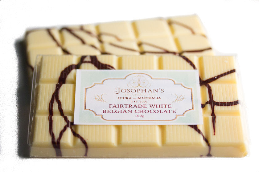 White Chocolate Block