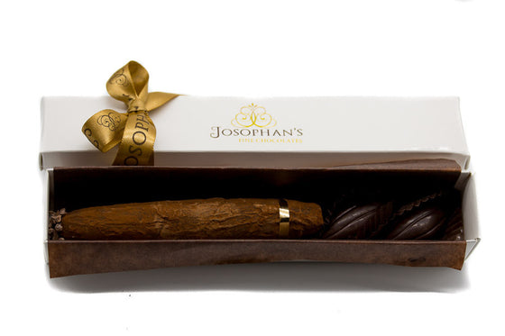 Chocolate 'Cigar'