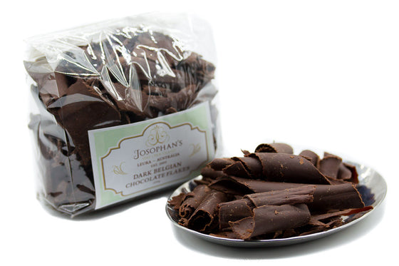 Dark Chocolate Curls - 200g