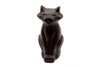 Dark Chocolate Cat Figurine