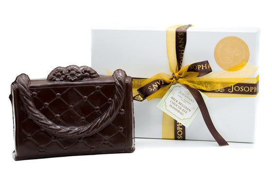 Chocolate Handbag
