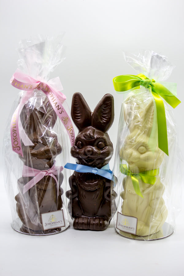 Chocolate Lady Easter Bunny