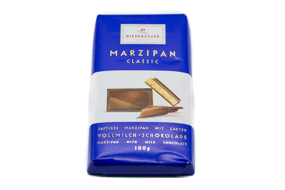 Marzipan Block - Milk Chocolate Covered