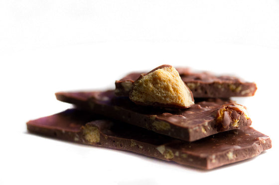 Milk Chocolate with Honeycomb