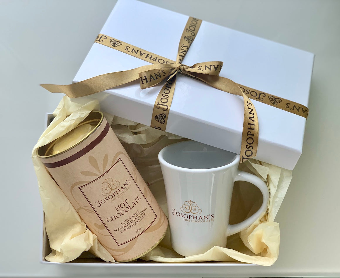 Hot Chocolate hamper for one!