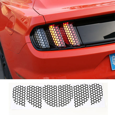 Honeycomb Taillight Film