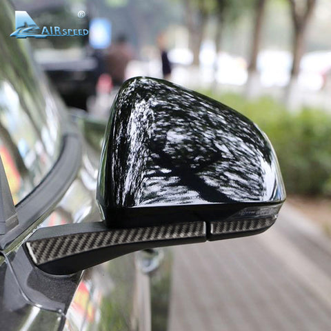 2015-17 Carbon Fiber Side Mirror Overlay