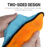Thick Plush Microfiber Towel