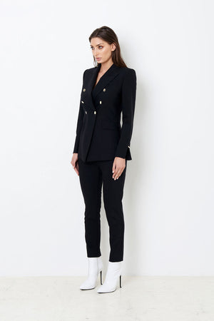 The King of Wishful Thinking Blazer (Black)